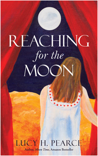 Reaching for the Moon: A Girl's Guide to her Cycles by Lucy H. Pearce, Womancraft Publishing